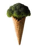 broccoli cone